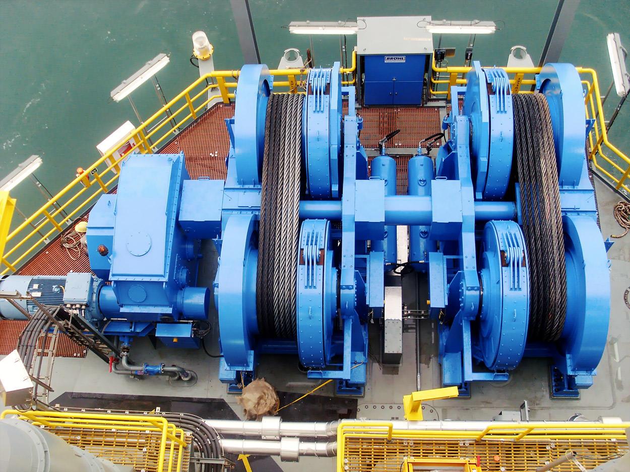 Offshore Equipment Br 214 Hl Offshore Und Marinetechnik